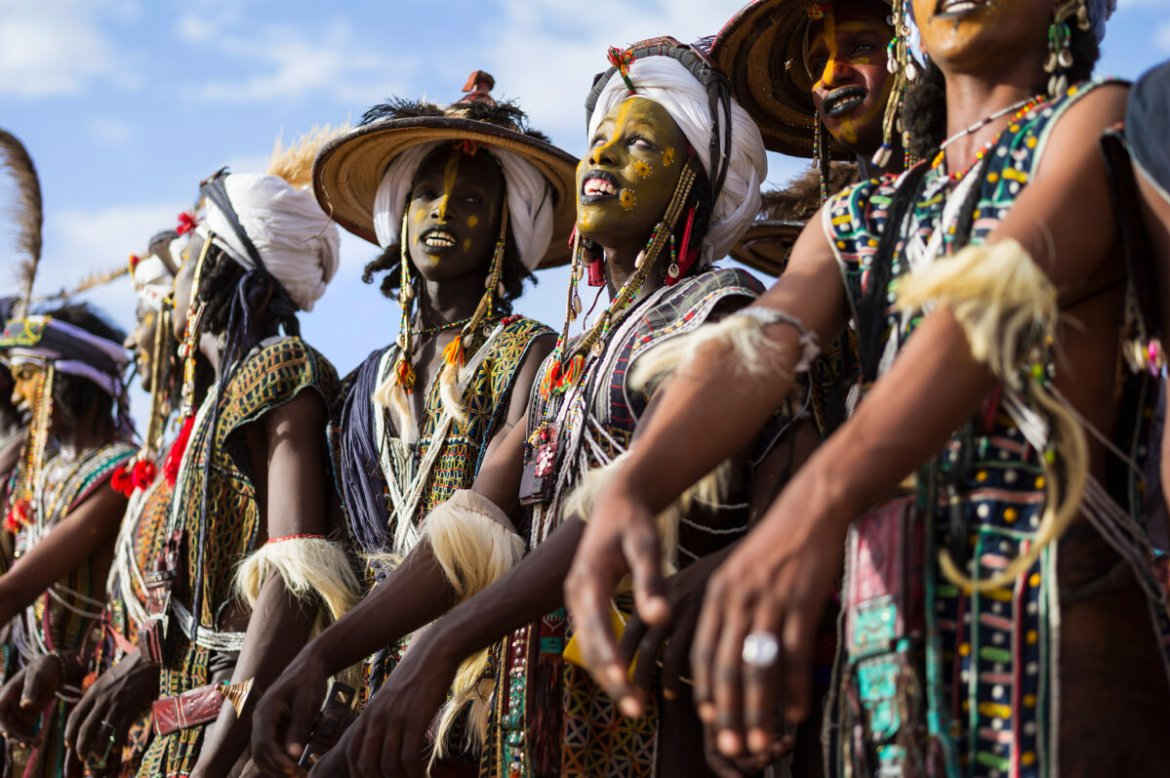 niger male beauty pageant  (12)