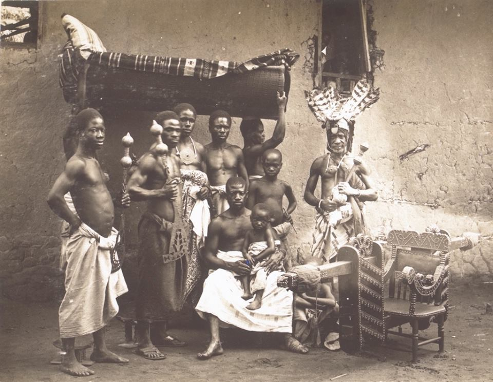 19th 20th century pictures of kings in ghana (15)