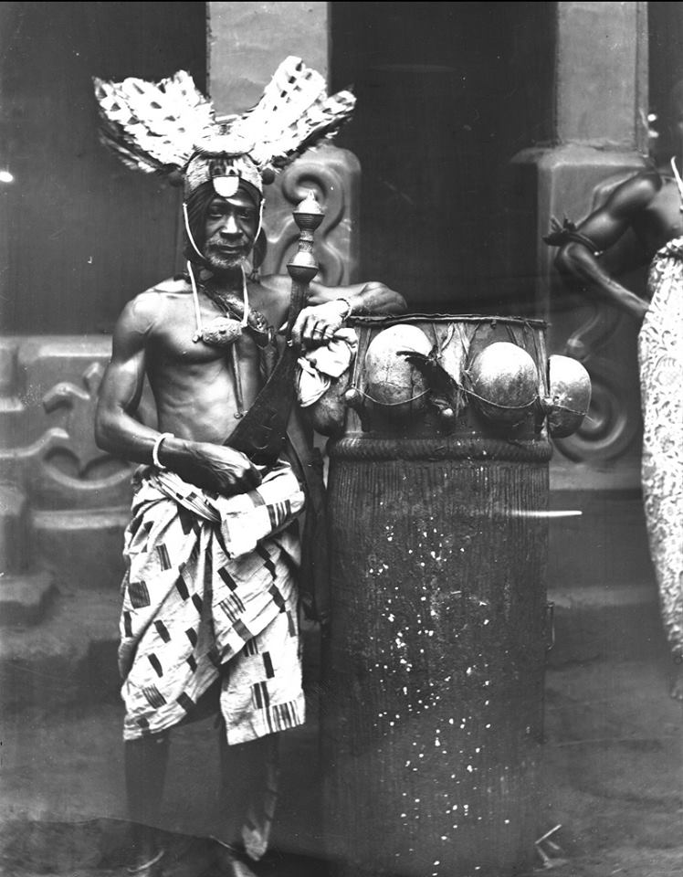 19th 20th century pictures of kings in ghana (16)