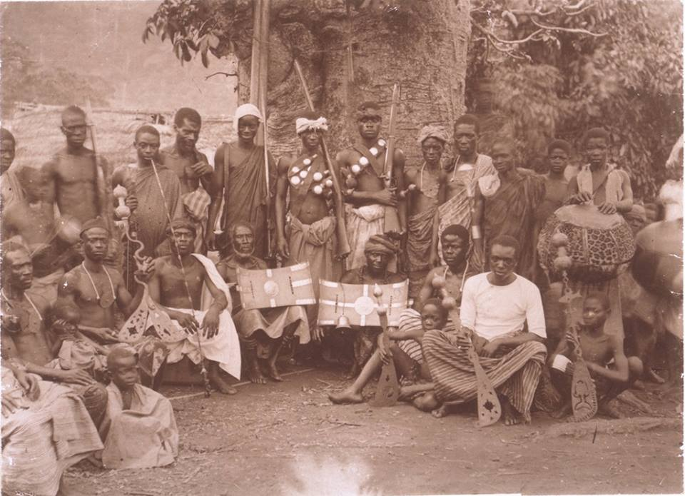 19th 20th century pictures of kings in ghana (18)