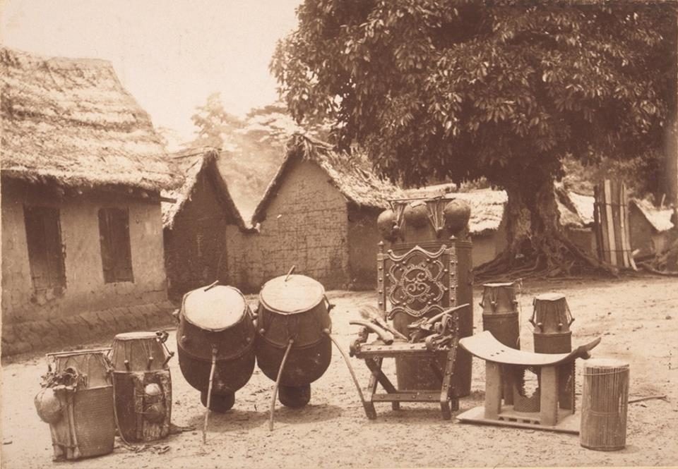 19th 20th century pictures of kings in ghana (20)