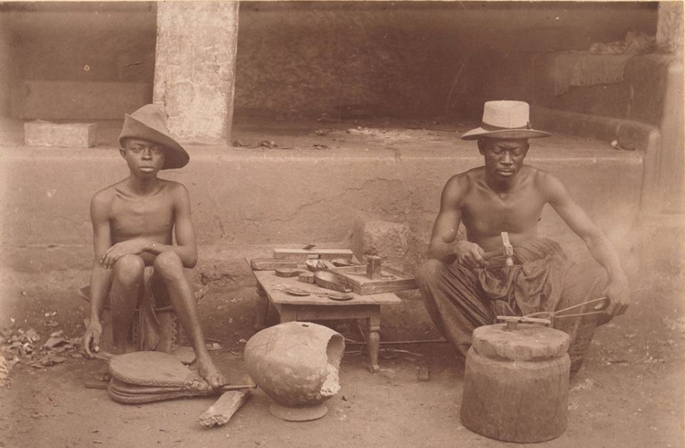 19th 20th century pictures of kings in ghana (21)