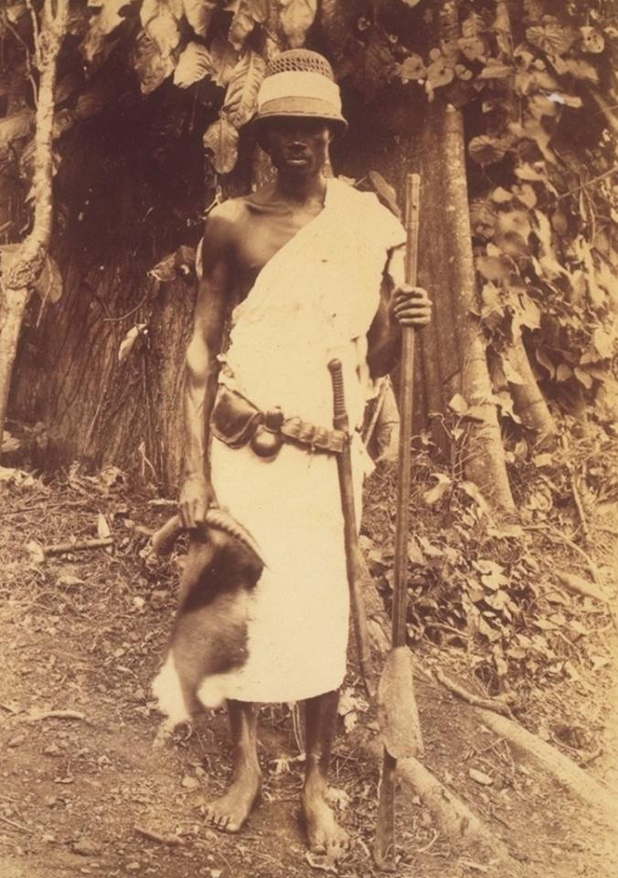 19th 20th century pictures of kings in ghana (22)