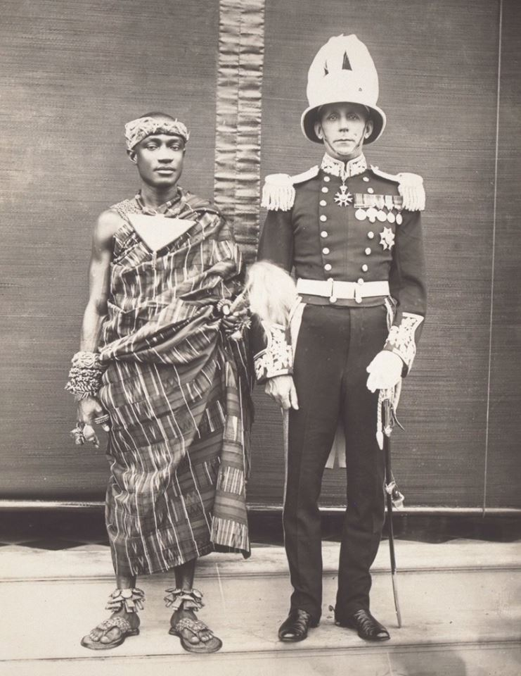 19th 20th century pictures of kings in ghana (5)
