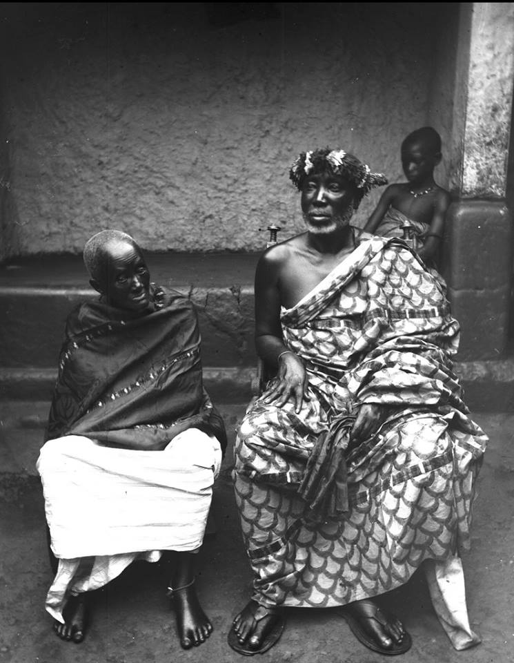 19th 20th century pictures of kings in ghana (6)