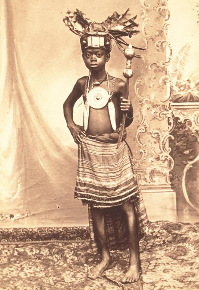 19th 20th century pictures of kings in ghana (8)