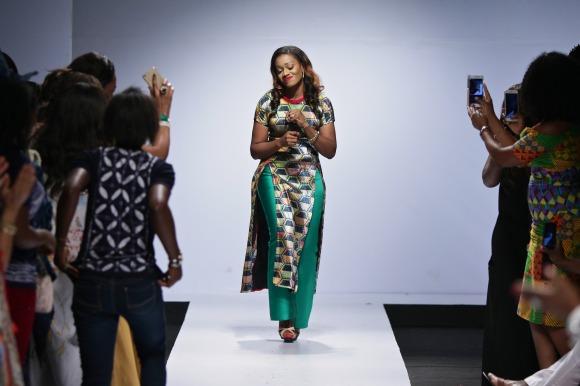 Lanre Da Silva lagos fashion and design week 2015 african fashion fashionghana (1)
