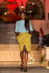 Roselyn Silva mozambique fashion week 2015 (1)