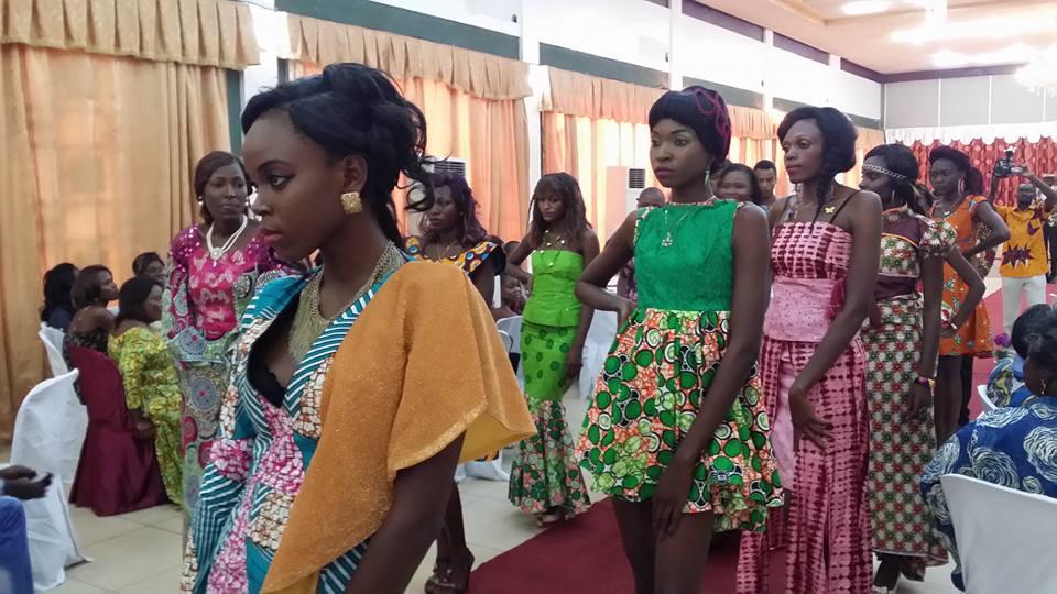 central african republic fashion show Diane Graziella Kpefio (16)