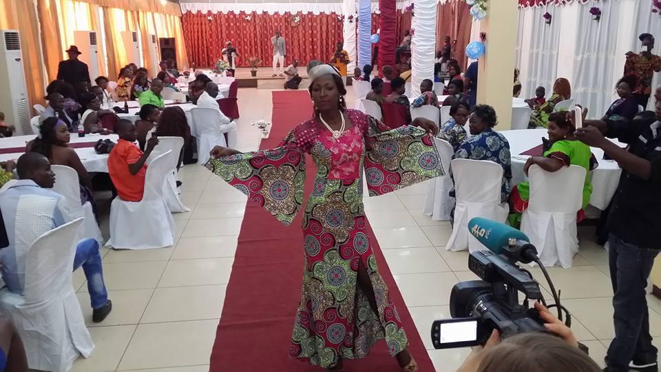 central african republic fashion show Diane Graziella Kpefio (5)