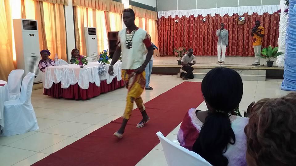 central african republic fashion show Diane Graziella Kpefio (8)