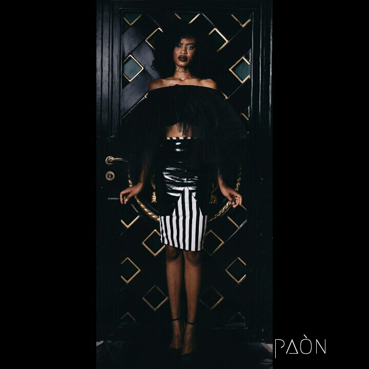 house of paon fashionghana african fashion look book (25)