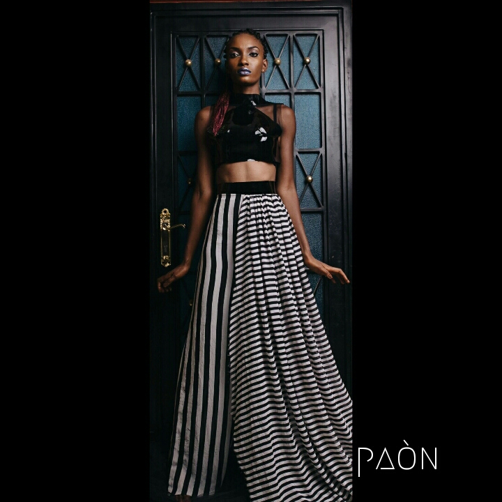 house of paon fashionghana african fashion look book (8)