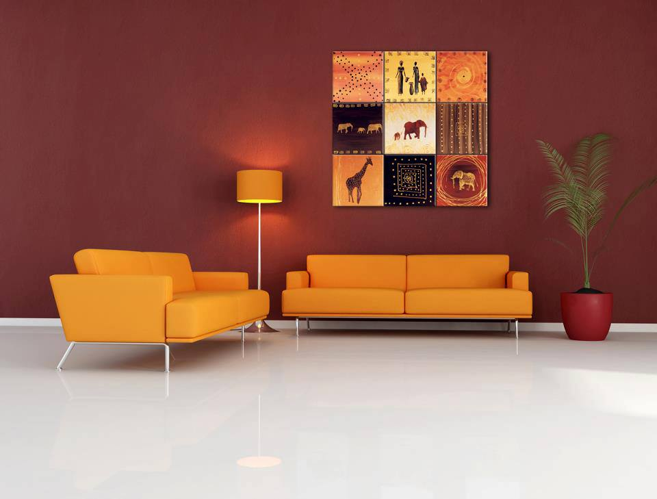 african inspired home deco (27)