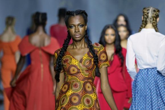 Khosi Nkosi mecedes benz fashion week joburg 2016 fashionghana (25)