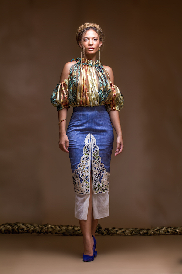 christie brown spring summer 2016 collection fashionghana ghana fashion (3)