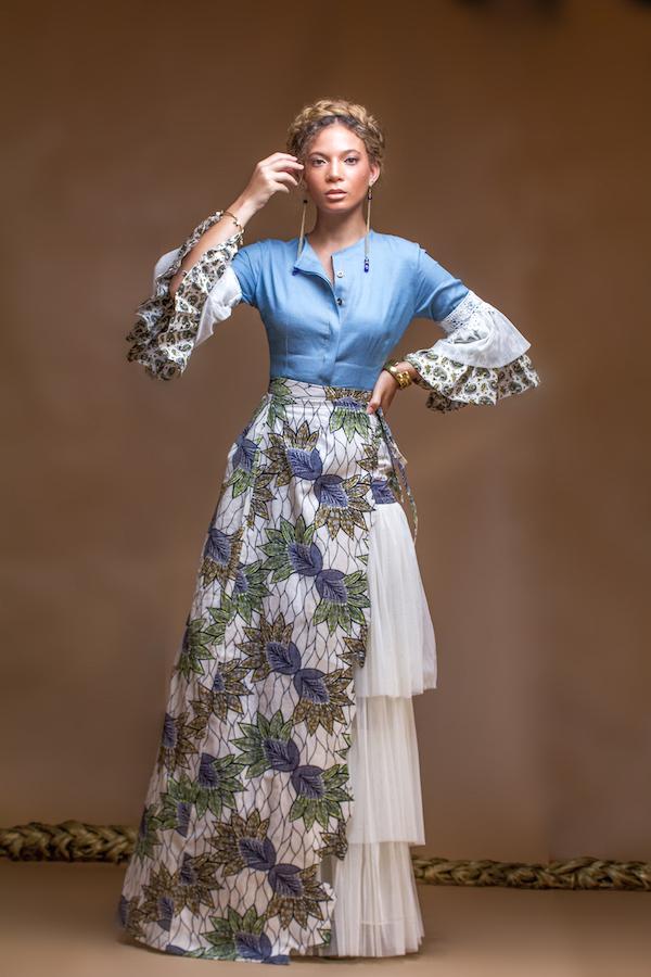 christie brown spring summer 2016 collection fashionghana ghana fashion (4)