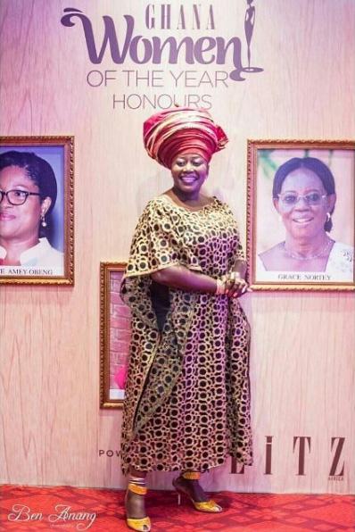 Actress, Akumaa Mama Zimbi