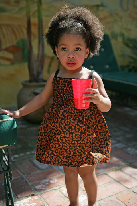 babies in African fashion (3)