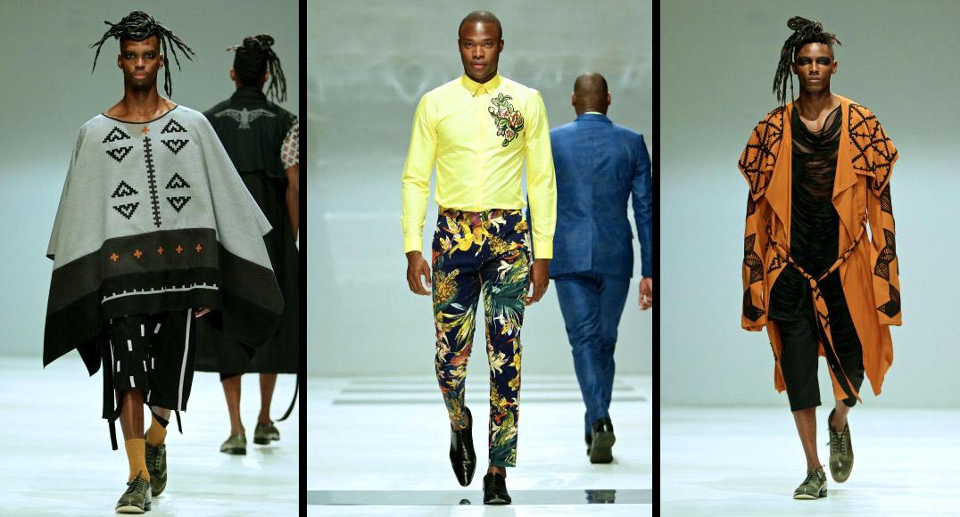 Black Coffee Five Ephymol Sa Fashion Week 2017 Fashionghana Com 100 African Fashion Part 2