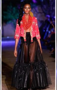 See Images African Inspired, Italian Owned, Fashion Brand, NN Couture's Show At Italian Embassy To Ghana