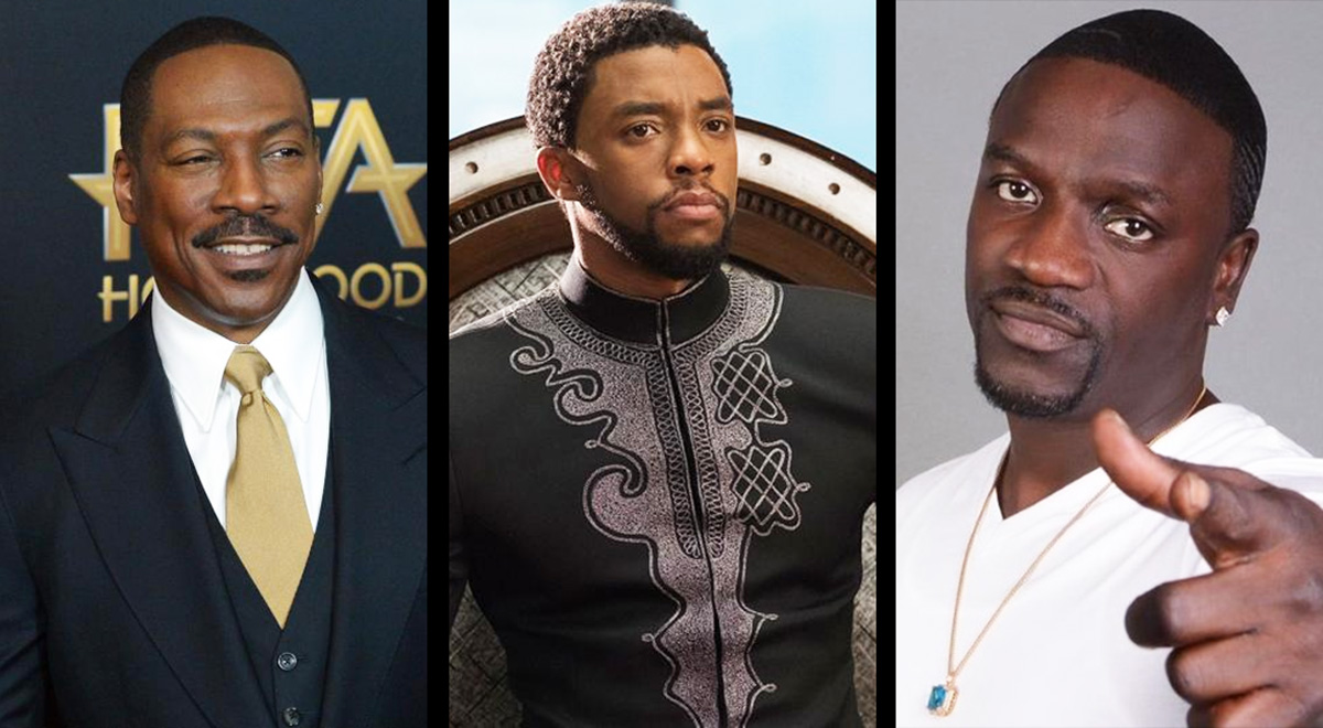 Video Eddie Murphy To Use Black Panther Costume Designer For Coming To America Ii Akon Suggests Using Real African Actors Fashionghana Com 100 African Fashion