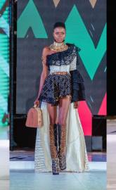 VIDEO: Leading Accessory Brand Akinko Lifestyle Awes Audience At Fashion Connect Africa With Their Latest Collection.