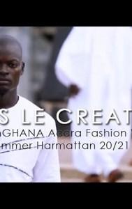 DAY 2 Accra Fashion Week | LEVIS LE CREATEUR