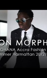 DAY 2 Accra Fashion Week | DON MORPHY