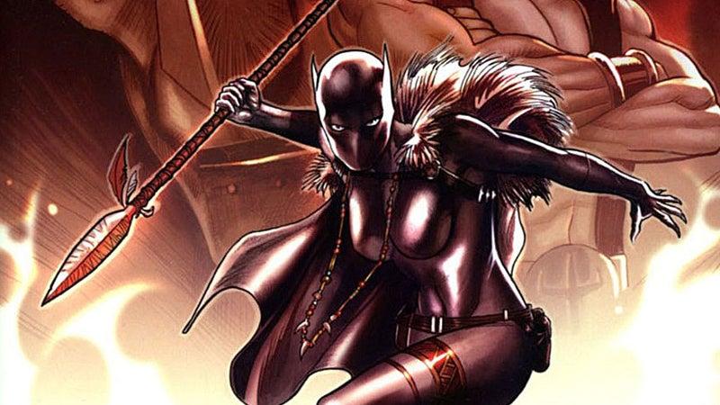 Shuri Black Panther 2