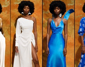 Ghanaian Fashion Designer Jermaine Bleu Spreads A Message Of Unity With Its Latest Collection 'NKABOM""
