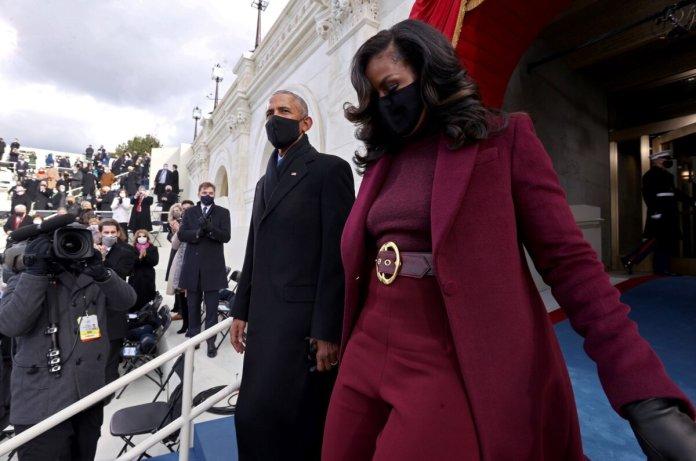 Michelle Obama Inauguration Look