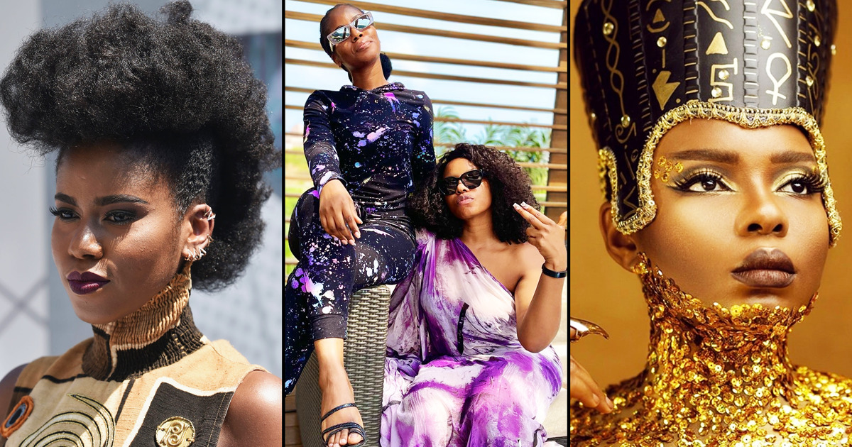 PICS: MzVee And Yemi Alade School Us How To Serve Summer Style Fabulously  As They Lounge In Kempinski Hotel - FashionGHANA.com: 100% African Fashion