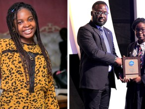 15 Year Old Nigerian Student Wins Big & Defeats UK, US, Chinese Pupils At Global Maths Competition