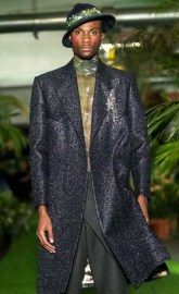 David Tlale Launches 'The Veterans Pursuit' Collection In Celebration Of Africa Month