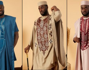 Nigerian Menswear Brand Jurio Luti Launches 2021 Agbada Collection Titled The Royal