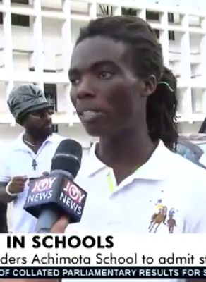 Rastafarians Win Court Ruling On Ghanaian School Achimota That Denied Students Admission Due To Their Locks