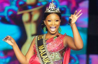 Jasmine Djang Miss Malaika Ghana 2020