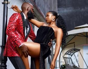 Cameroon Fashion Brand Sulet Noir Unleashes A 'Heaven Sent' Bridal Campaign Alongside Sawali Noir
