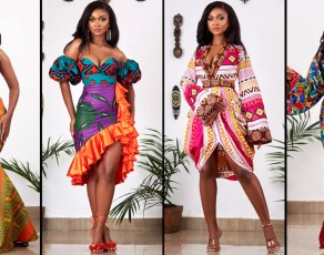 True Fonds 2021 Collection Is Filled With Nothing But Fantasies For All African Print Lovers