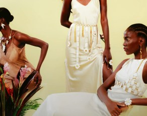 Burundian Luxury Brand Margaux Wong Just Dropped A Fabulous Accessory Collection That Speaks To The Summer