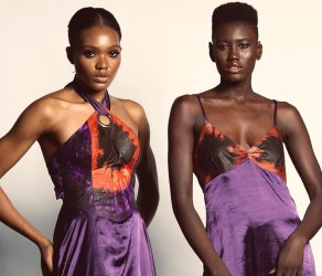 Nigeria's Hertunba Serves A Must-Have Gorgeous Collection Inspired By The Color Purple