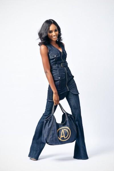 AD by Agbani Darego Affordable Luxury Lookbook December 2013 FashionGHANA African fashion (1)
