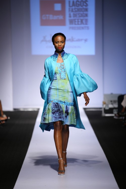 Ade Bakare lagos fashion and design week 2014 fashionghana african fashion (1)