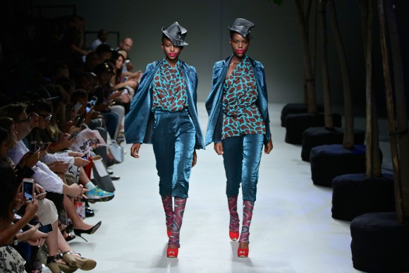 Clive Rundle Sa Fashion Week 2015 Spring Summer Day 1 South Africa Johannesburg Fashionghana Com 100 African Fashion