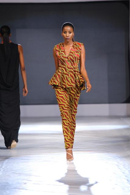 Ella and Gabby lagos fashion and design week 2013 fashionghana (2)