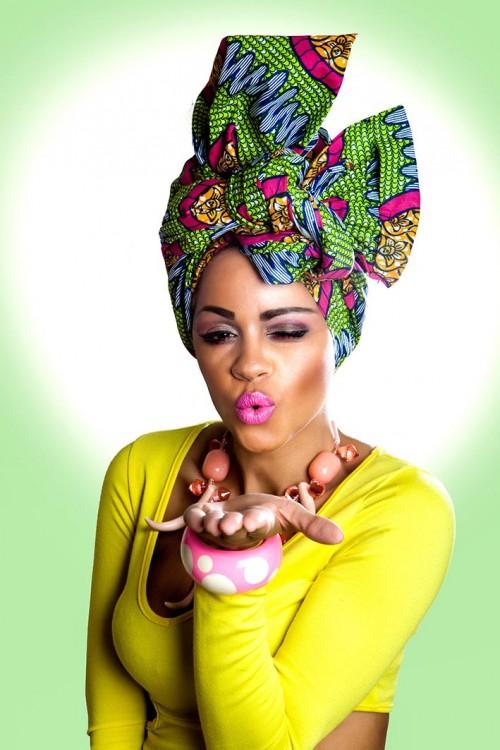 Green-Pink-African-Print-Head-Wrap-1
