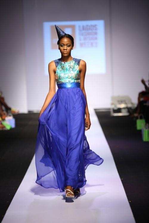 Grey lagos fashion and design week 2014 african fashion fashionghana (3)