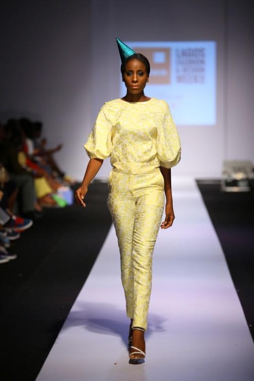 Grey lagos fashion and design week 2014 african fashion fashionghana (6)