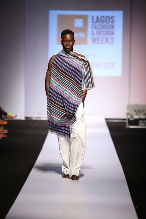 Kenneth Ize lagos fashion and design week 2014 african fashion fashionghana (1)